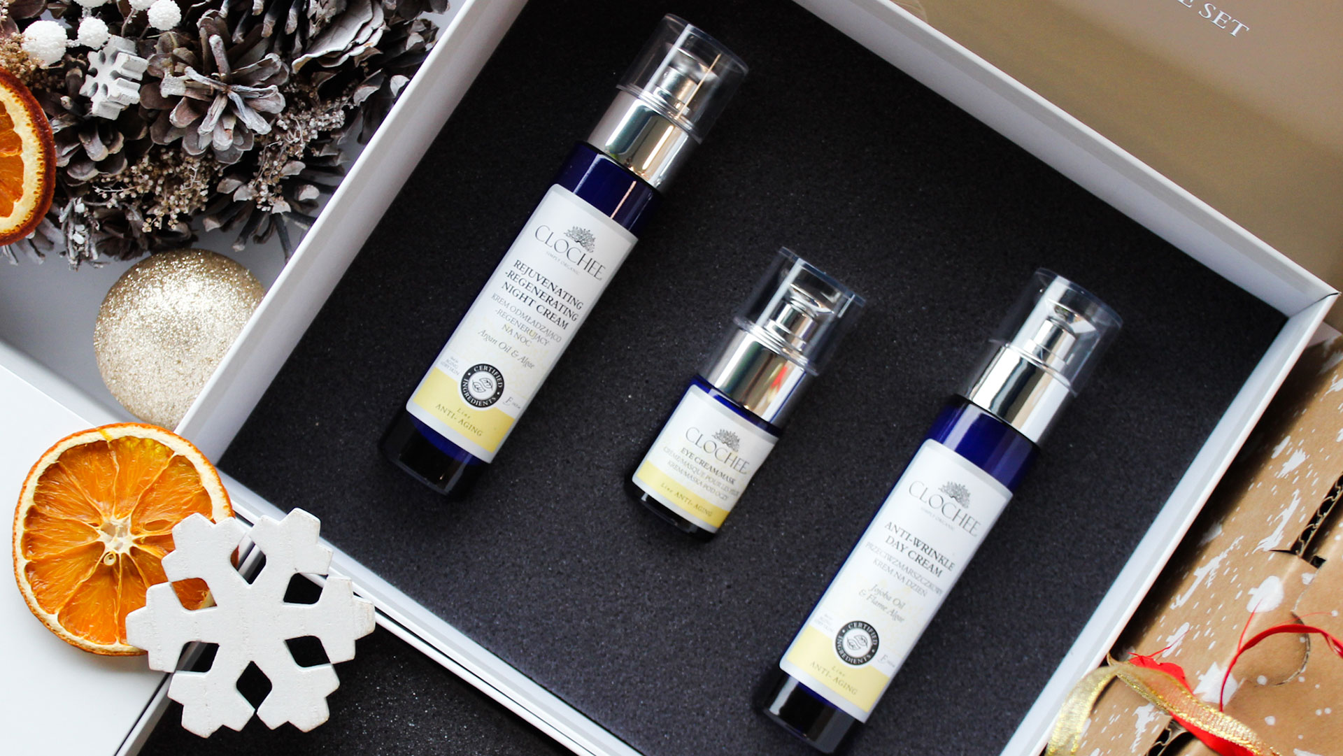 Facial Skin Care Anti-Aging Set