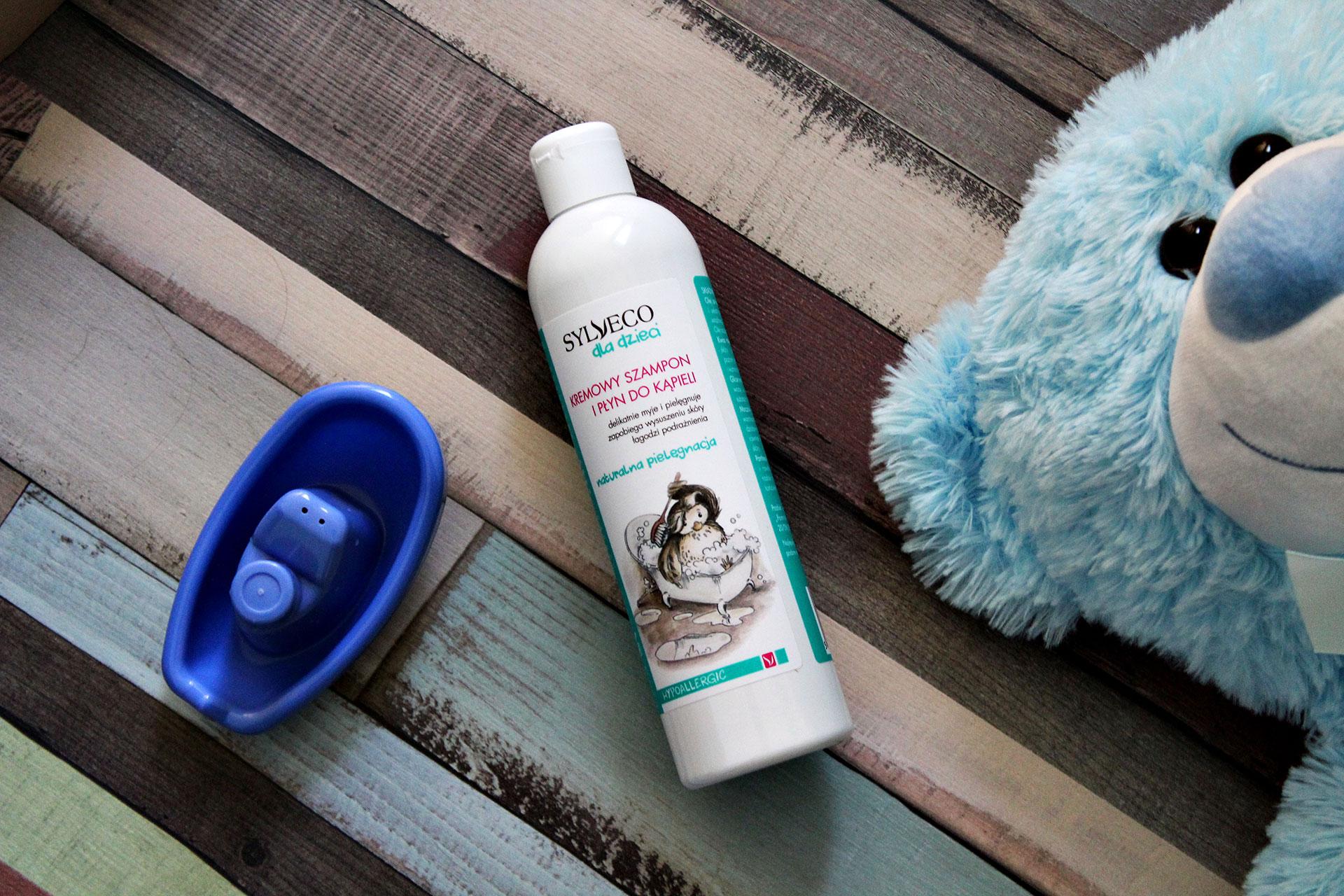 Sylveco Szampon i płyn do kąpieli dla dzieci
