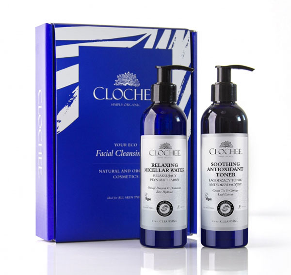 Zestaw Facial Cleansing Set Clochee