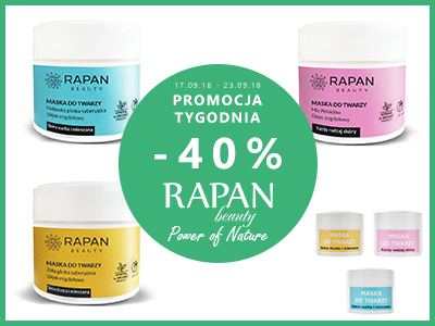 Rapan Beauty Power of Nature -40%