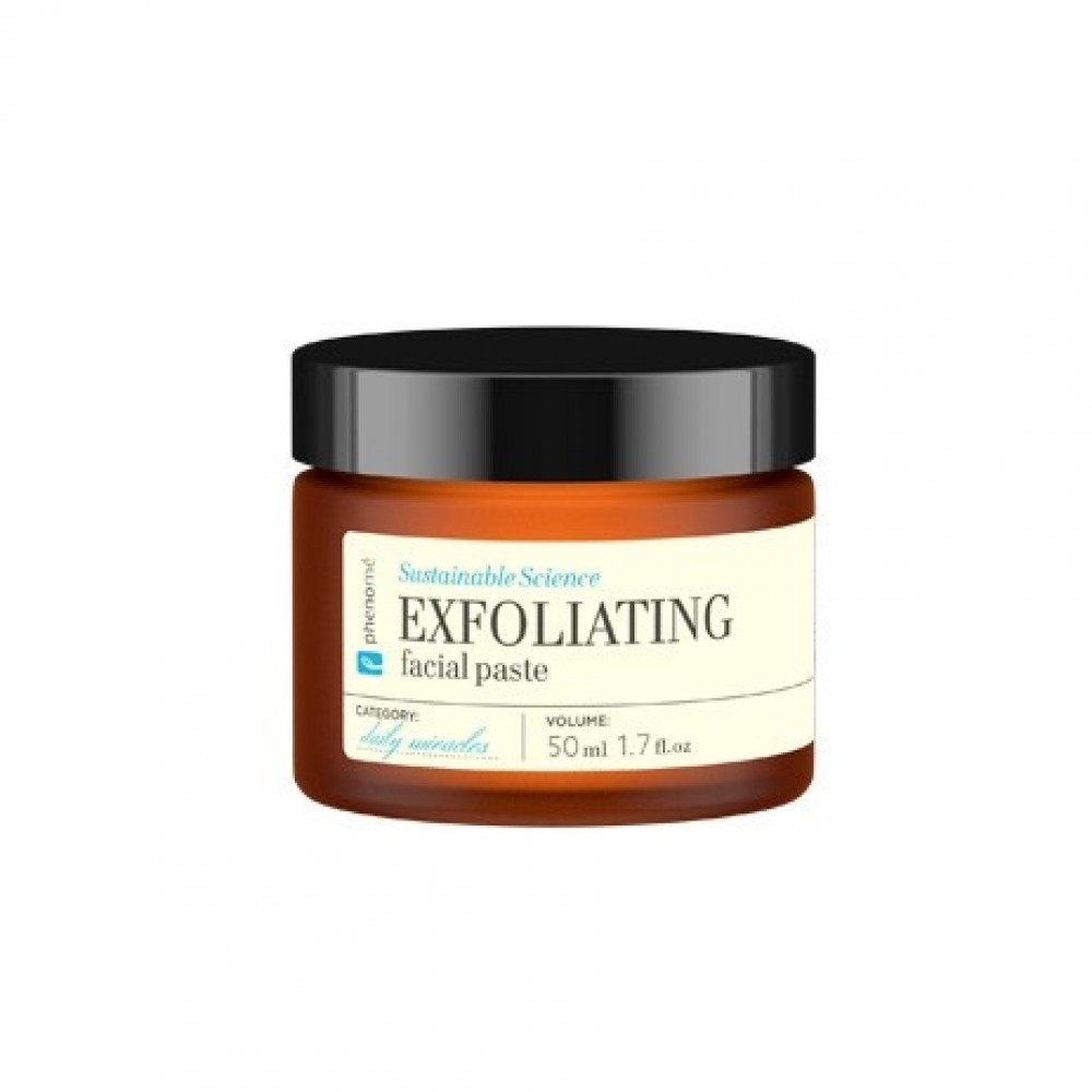 EXFOLIATING Facial Paste - Pasta peelingująca do twarzy | Phenome