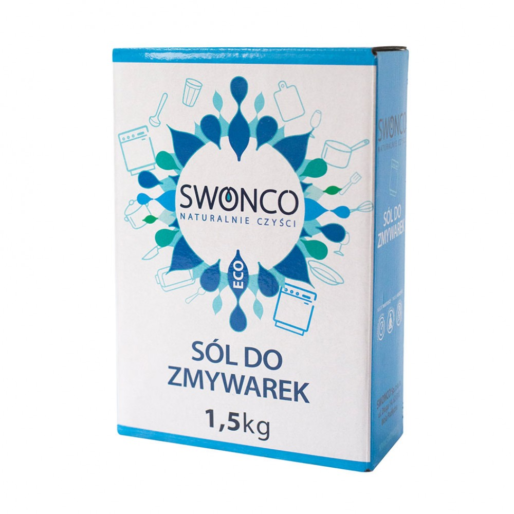 Sól do zmywarek | Swonco